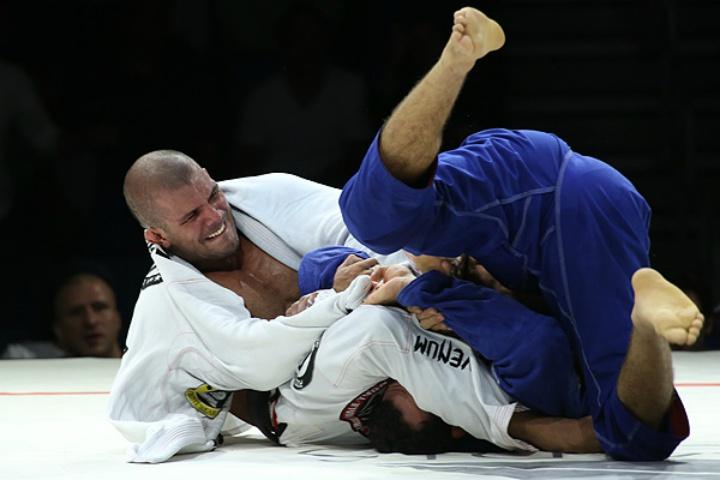 The Effective Way To Combine Strength & Technique in Jiu-Jitsu
