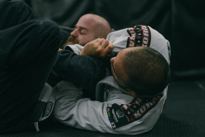 How To Survive Your First Ever BJJ Training Session…