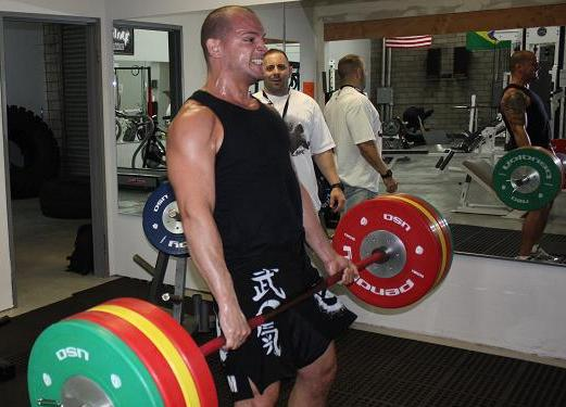 Adapting Wendler's 5/3/1 Powerlifting Routine For Grapplers