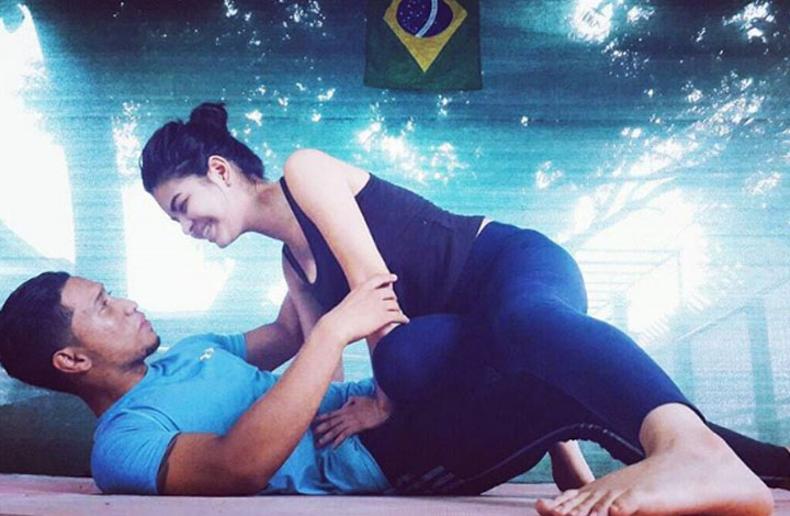 Why Training BJJ With Your Loved One Is Great For You