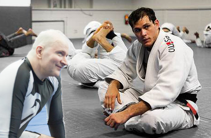 John Danaher on Why Roger Gracie is the Undisputed Greatest Jiu-Jitsu Practitioner of All Time