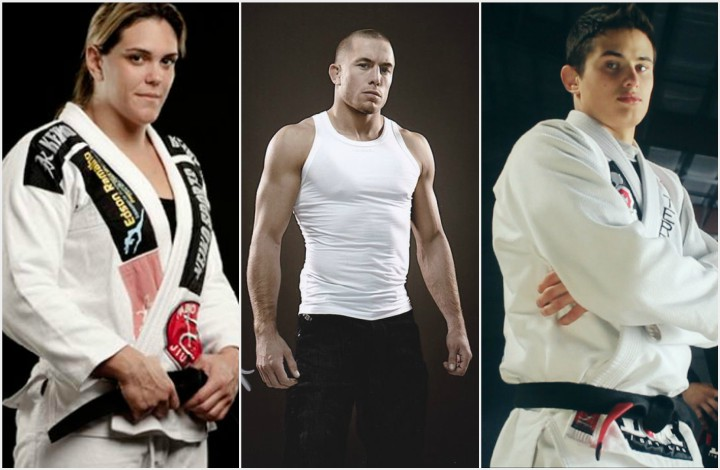 5 BJJ Fighters Who Were Bullied Growing Up