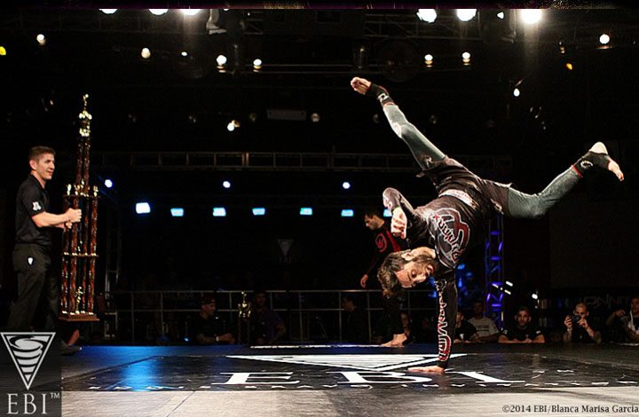 Eddie Bravo Believes Breakdance is The Absolute Best Base For jiu-Jitsu
