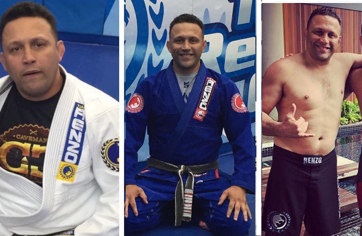 Renzo Gracie Lost More Than 14Kg in 2 months