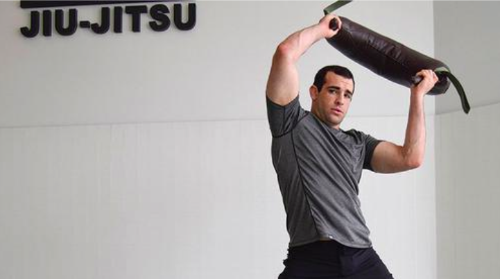 Bulgarian Bag: Improve your Grappling Conditioning, Endurance & Conditioning