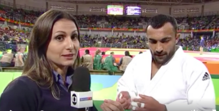 Emotional Judo Legend Ilias Iliadis Announces Retirement On Live TV