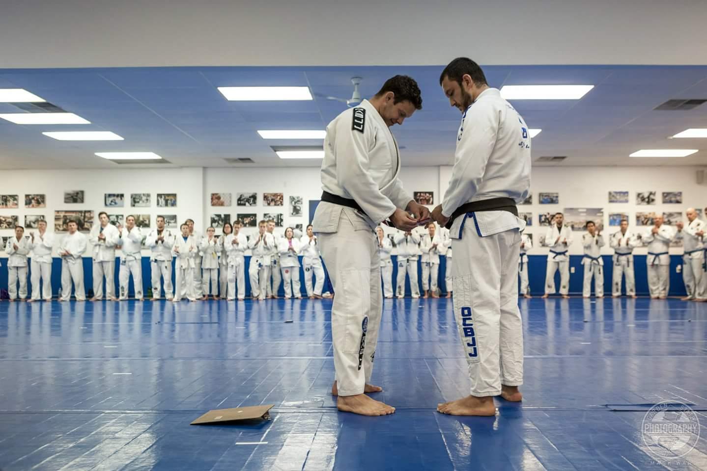 Tom Deblass On Why So Many Quit Before Getting A BJJ Black Belt