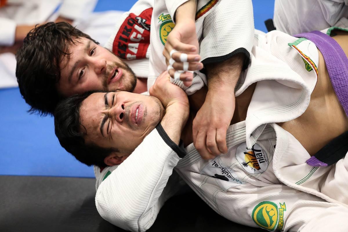 What Level Of Intensity Should You Train Jiu-Jitsu At?