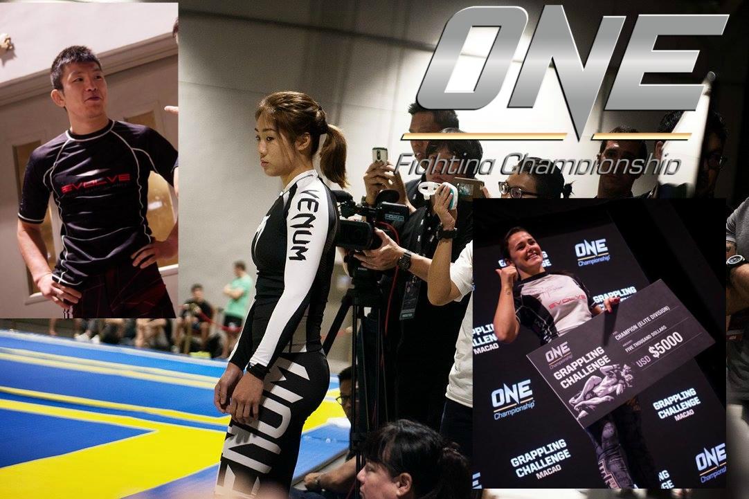 Recap: One Grappling Challenge Macau Feat. Michelle Nicolini, Shinya Aoki & Angela Lee