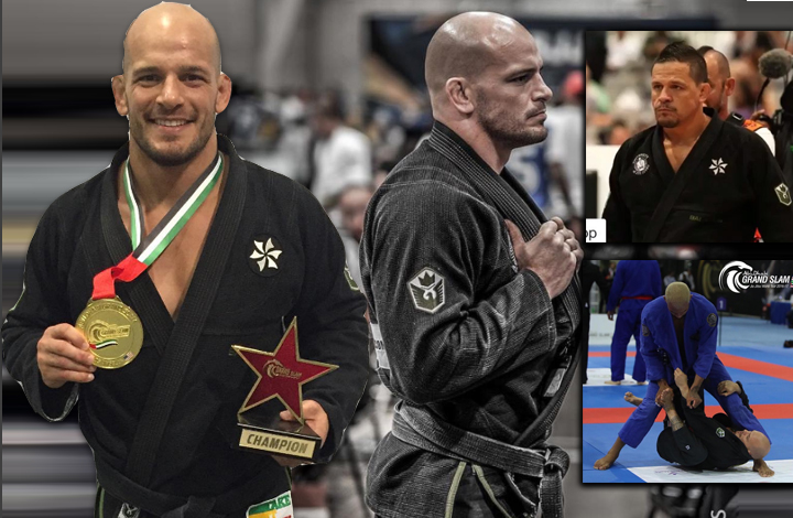 Should the Master BJJ Competitors Train Like The Adult Competitors?