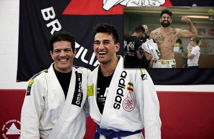 Lightning Victim Anoshirvan Parvazi Shares An Incrediblly Inspirational Jiu-Jitsu Story
