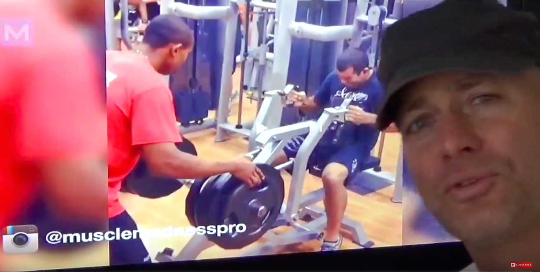 Exercise Specialist Criticizes Rodolfo Vieira's Strength Training Routine