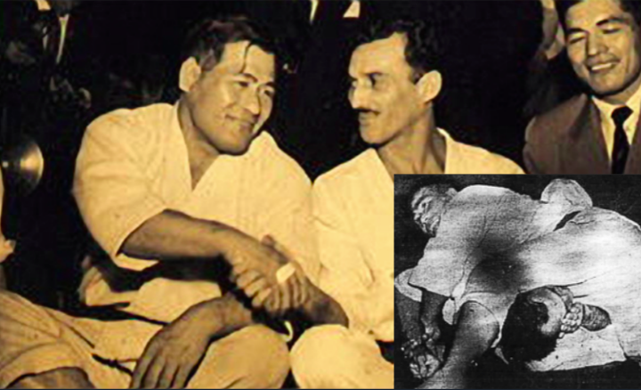 Masahiko Kimura's Version Of The Helio Gracie Challenge Match Paints A Completely Different Picture Of Events