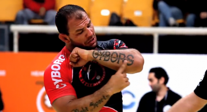 Roberto Cyborg Abreu: The Real Goal Is Making Champions Off The Mat