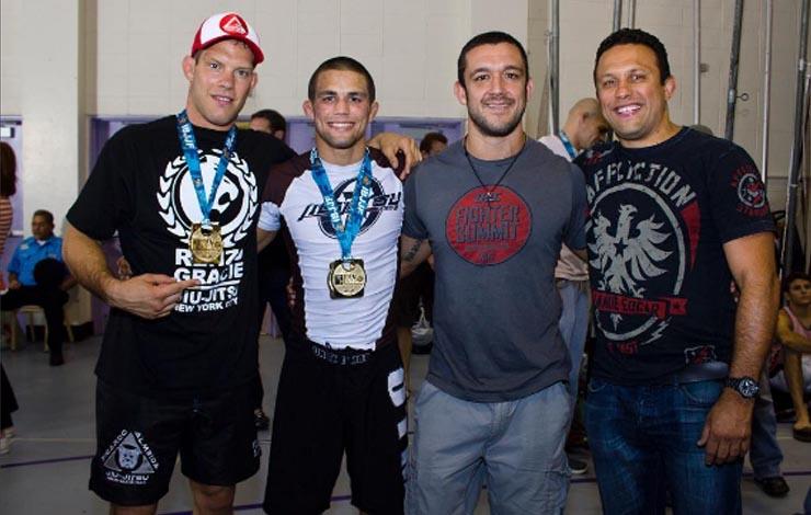 Why More MMA Fans Should Train Jiu Jitsu