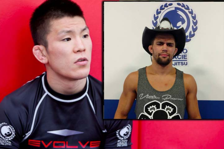 Shinya Aoki: 'I'd Like To Face Garry Tonon in a Grappling Match'