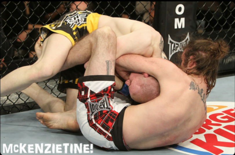 How To Do The Infamous 'McKenzietine' Guillotine