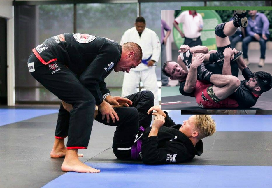 Catch Wrestler's Thoughts On Training BJJ in a Gi