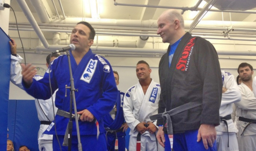 John Danaher On Why You Shouldn't Care About Your BJJ Belt Progression