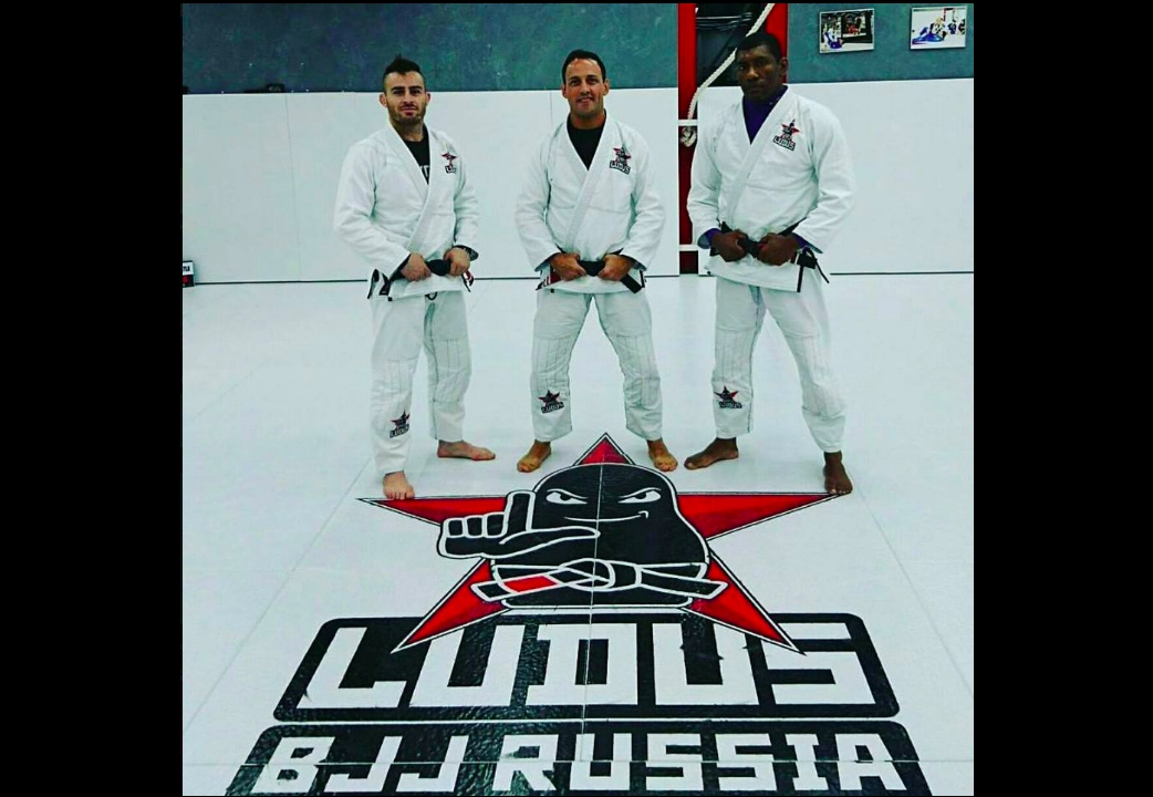 Alexander 'Deda' Faria on The Amazing Growth Of BJJ in Russia