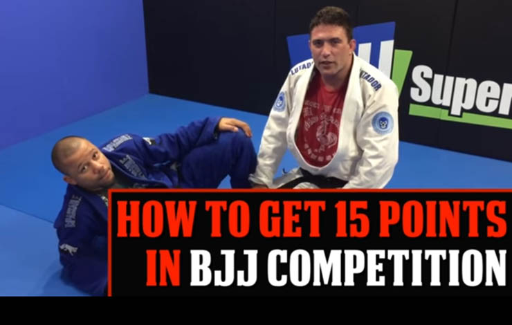 The Kimura Sequence That Will Land You 15 Points In Competition