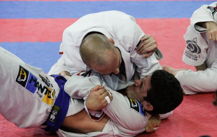 Why Does Your Neck Hurt After Jiu-Jitsu?