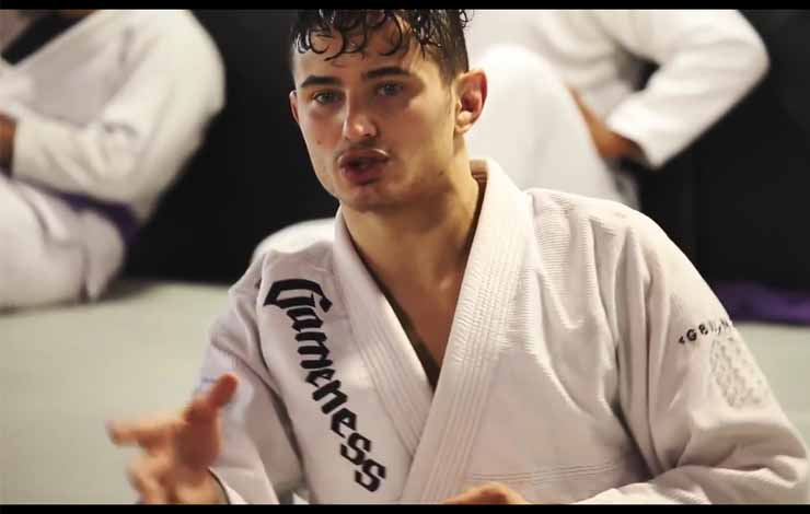 Caio Terra's Inspirational Speech That Will Make Anyone Think Twice About Quitting BJJ