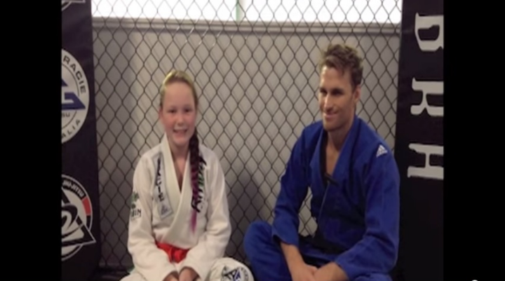 Clark Gracie answers: 'How Does It Feel to be the Most Handsome Gracie?'
