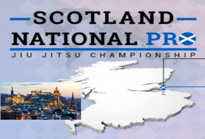Scotland National Pro Gi & No Gi: $54K In Travel Prizes To World Pro Championships in UAE
