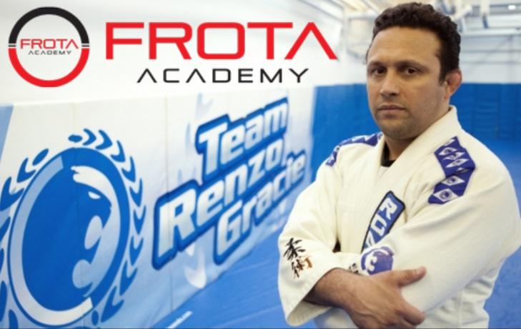 Renzo Gracie Seminar At Frota Academy in Zurich