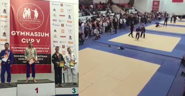 Europe's Biggest Kids BJJ Tournament with 800+ Participants