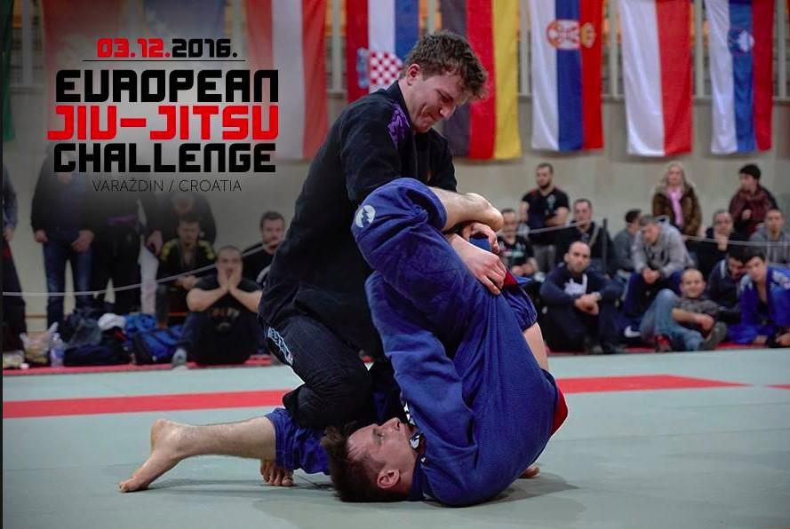 European Jiu-Jitsu Challenge: 26 Tickets to 2017 European BJJ Championship