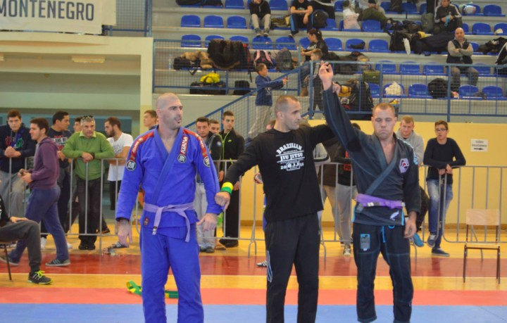1st BJJ Montenegro Open Review & Results