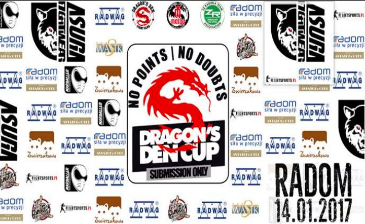 Europe's First EBI Rules Sub Only Tournament: Dragon's Den Cup