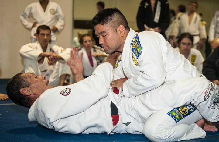 Relson Gracie's Tips On How To Get Faster to Black Belt Level