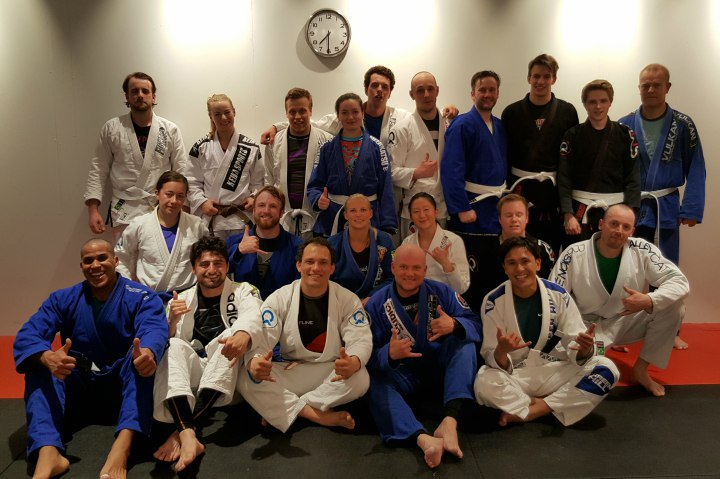 Training Report: Gym Ila in Oslo, Norway