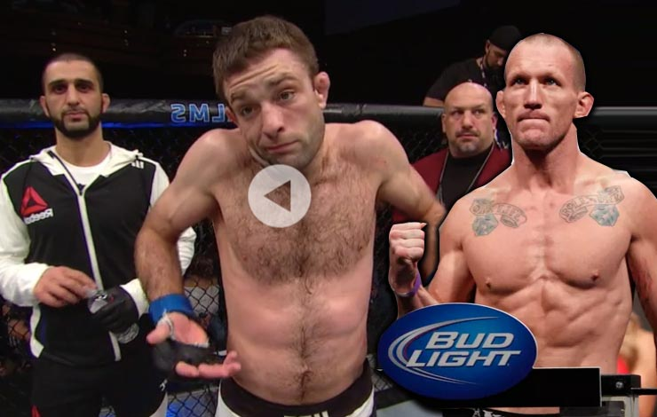 Grey Maynard Is Livid Over Ryan Hall Fight: What was happening? The referee had no control