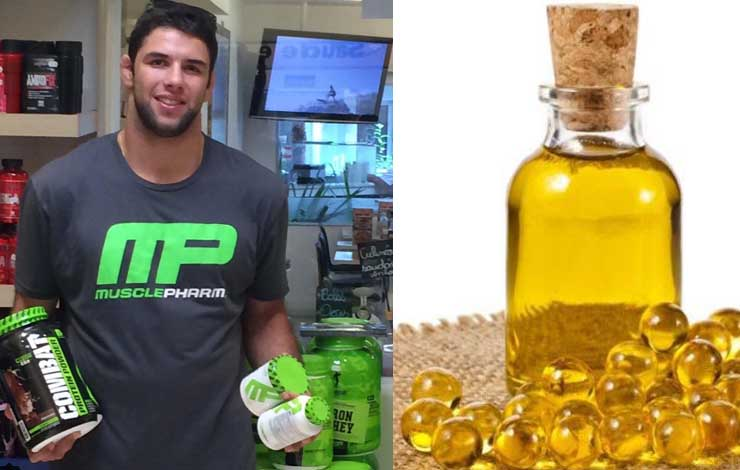 Fish Oil: The Essential Supplement for Grapplers That Train Hard