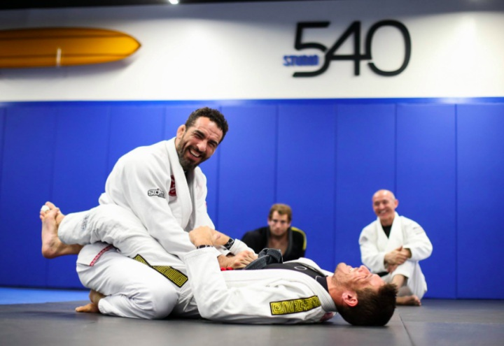 """""""How's Your Stand-Up Game?"""": The Importance of Humor in BJJ Instruction"""