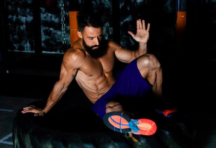21 Bodyweight Exercises Based On Jiu-Jitsu Movements