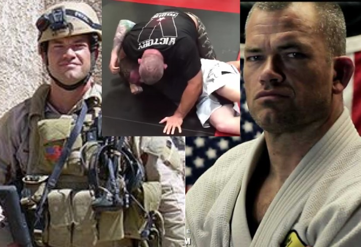 "No Such Thing as ""Light Roll"" w/ Navy Seal Legend & BJJ Black Belt Jocko Willink"