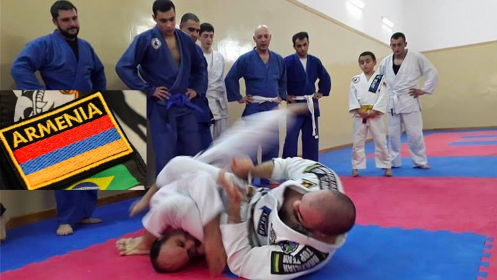 A Brazilian's Experience Teaching & Training BJJ in Armenia