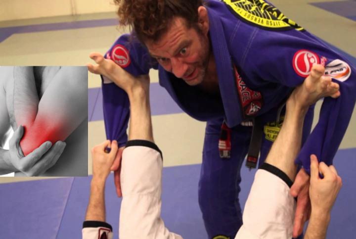 Why Do Your Elbows & Forearms Hurt After Jiu-Jitsu?