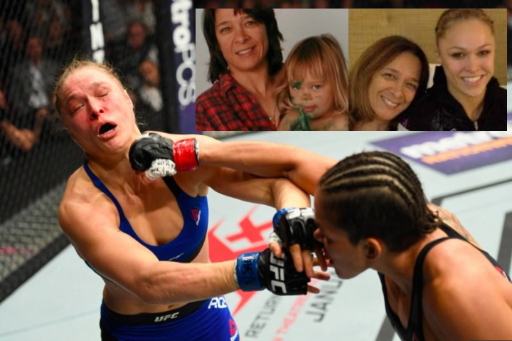 Ronda Rousey's Mom Releases Statement After UFC 207