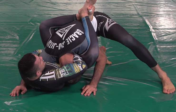 "Learn The  ""Death-Trap"" Guillotine detail"