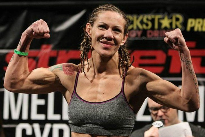 Cris Cyborg Statement Following Failed USADA Drug Test