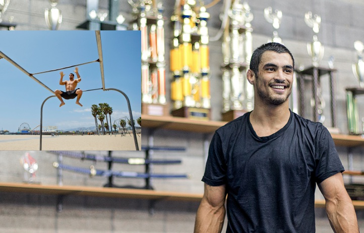Kron Gracie Details His Training Regimen & Recent Change in Diet