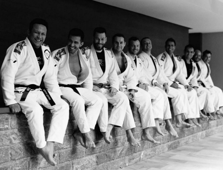 Renzo Gracie at Frota Academy: 'Jiu-Jitsu is Everything'