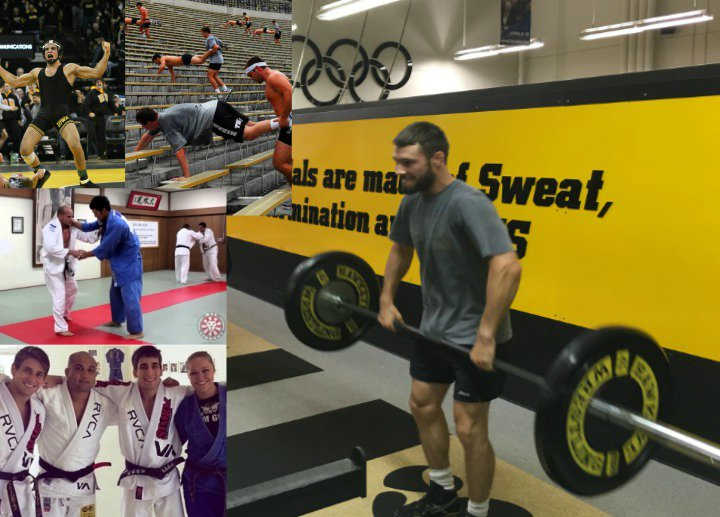 How Grapplers Should Approach Strength and Conditioning