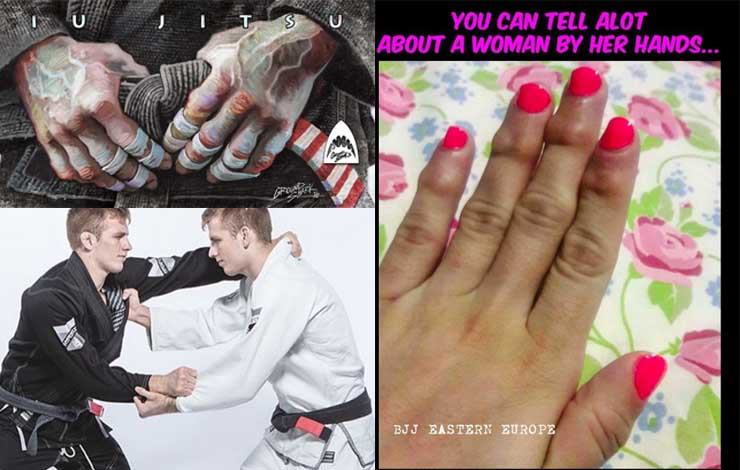 Finger pain in Jiu-Jitsu: Causes and Solutions